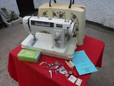 TIDY  JONES   771   SEWING MACHINE.   WITH  ACCESSORIES.
