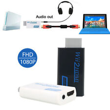 Full HD FHD HDMI Durable Portable Wii2HDMI Outputs Video TV BOX Projector