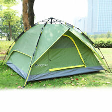 Waterproof 3-4 Person Double layer Automatic Instant Outdoor Camping Tent MO