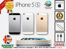 Apple iPhone 5S - 16GB 32GB 64GB - Unlocked - All Networks - Various Colours UK