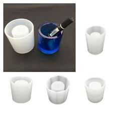 Silicone Mold Brush Pot DIY Crafts Jewelry Making Decoration Resin Mold Tool