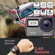 8700 Ultra HD 1080P Action Waterproof Camera 2''LCD 2.0LTPS Touch Screen Hiking