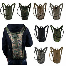 3L Outdoor Water Bladder Bag TPU Hydration Backpack Hiking Camping Cycling Pack