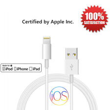 OEM Original Charger Cable 3.3FT Lightning to USB For iPhone 7 8 6 Plus 5 SE Pad
