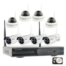 Home Security System Wireless with Hard Drive