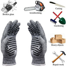 Gloves Working Safety Protective Knife Anti-cutting Outdoor Fish Gloves Tools
