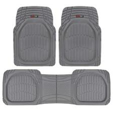Motor Trend FlexTough Contour Liners - Deep Dish Heavy Duty Rubber Floor Mats