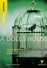 A Doll's House: York Notes Advanced by Henrik Ibsen (Paperback, 2008)