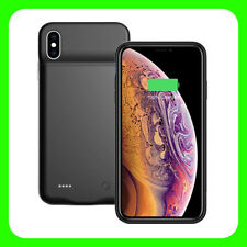 Wireless Battery Charger Case For iPhone XS Max Phone Cases for Apple iPhone X