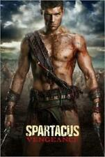 SPARTACUS: VENGEANCE (Region 1 DVD, US Import, sealed )
