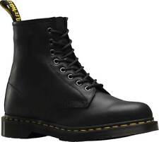 Mens Dr Martens 1460 8 Eye Black Carpathian Smooth Leather Boots New In Box