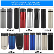 400 /450ml /500ml /600ml Stainless Steel Travel Mug Tea Water Thermos Travel Cup
