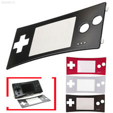 FF55 Plastic Faceplate Housing Parts For Nintendo Game Boy Micro GBM Console