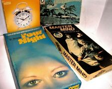 VINTAGE UK BOARD GAMES 1950/2000 ~ click on - SELECT - to browse or order