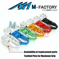 CNC 39mm Extension Highway Rider Touring Footpegs Fit MV Agusta F3 675 F4 1000R