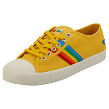 Gola Coaster Womens Sun Multicolour Textile Trainers