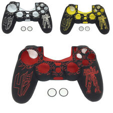 Soft Silicone Rubber Case Skin Grip Cover For PlayStation 4 PS4 Controller