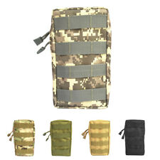 Tactical MOLLE Belt Pack Camping Hiking Waist Bag Military Pouch Phone Pocket