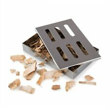 Cold Smoke Generator Stainless Steel BBQ Grill Square Smokers Wood Chips Grill