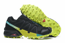 Salomon Men's Speedcross 4 Athletic Running Sports Camping Outdoor Hiking Shoes