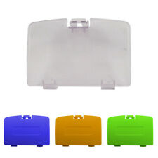 Replacement Battery Back Cover Protector Durable For Nintendo GameBoy Color Safe