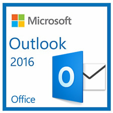 [Genuine] Outlook 2016 Full Version - Only Outlook Software