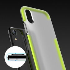 Shockproof Silicone Soft Bumper Case Cover For iPhone 11 Pro XS Max XR 8 7 Plus