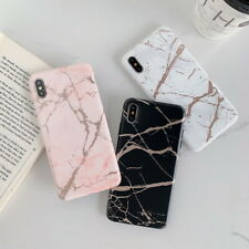 Luxury Marble Texture Case For iPhone 11 Pro XS Max XR 8 7 Plus 6s 6 Soft Cover
