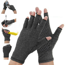 1 Pair Anti Arthritis Gloves Ease Pain Relief Compression Gloves Hand Support