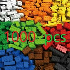 1000 Pieces Building Blocks City DIY Creative Bricks Bulk Model Figures Kids Toy