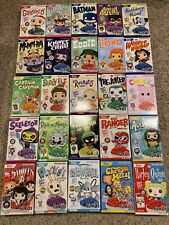 Funko's Cereals with Funko Pocket Pop Vinyl Figures