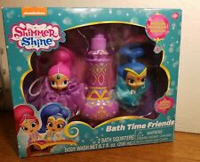 Nickelodeon Shimmer and Shine Bath Time Friends - Body Wash Dispenser - NEW