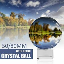 Ball Pro Lensball Crystal 80mm Photography Microfiber Pouch Accessory And Lens