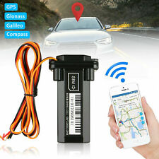 Car Motor Vehicle GPS Tracker Gt02 Realtime GSM GPRS Locator Tracking Device SD