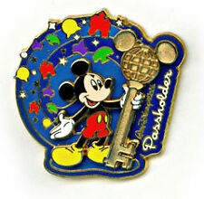 Disney WDW Annual Passholder Exclusive Mickey Mouse Pin