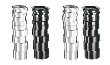 """Alloy 1 1/8"""" Bike headset spacers size & colour choice"""
