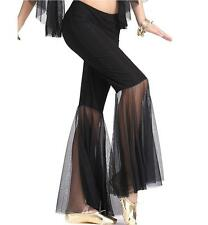 SP02# Tribal Belly Dance Costume Flared Pants 9 Colors