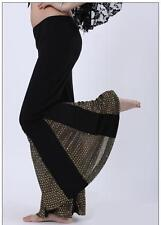 Twinkling Fishtail Belly Dance Flared Pants
