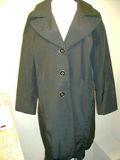 Tower Collection by London Fog Water Resistant Coat Blk