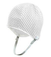 Bubble Crepe Swim Cap with or without Strap