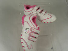 HELLO KITTY KIDS TRAINERS (SWEETIE) WHITE/PINK