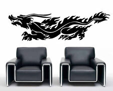 Large Asian Chinese Oriental Dragon Wall Vinyl Decal #2