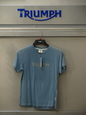 GENUINE Triumph Ladies Foil Logo T Shirt  BNWT 50% OFF
