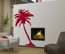 Big Coconut Florida Palm Tree Removable Wall Mural Vinyl Decal Sticker Kid Decor