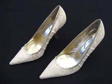 STEVE MADDEN LILIANA IVORY WEDDING BRIDAL LADIES DRESS FORMAL HEELS SHOES NEW