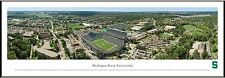 Michigan State Spartans Football Stadium Panoramic Photo Picture NEW