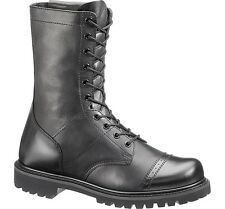"Brand New Bates 2184 Men's Enforcer Series 11"" Leather Side Zip Paratrooper Boot"