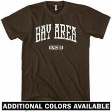 BAY AREA REPRESENT T-shirt - San Francisco Oakland San Jose California SF XS-4XL