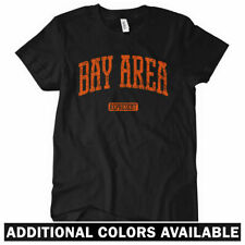 BAY AREA REPRESENT Women's T-shirt - San Francisco Oakland San Jose Cali - S-2XL