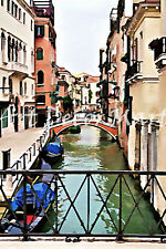 Grand Canal Venice Italy1 - CANVAS OR PRINT WALL ART
